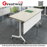 Sitting To Standing Modern Executive Desk Office Table Design/High Quality modern office furniture manufacturers