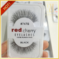 Red cherry eyelashes wholesale with own brand