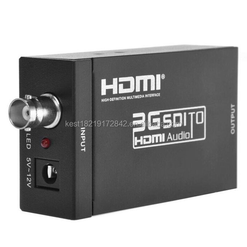 120M mini converter sdi to hdmi