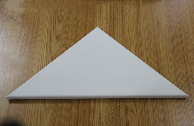 Wholesale Canvas Stretcher Blank Painting Triangle Stretched Canvas