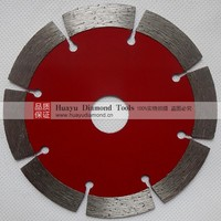 segmented teeth dry cutting sintered diamond saw blade