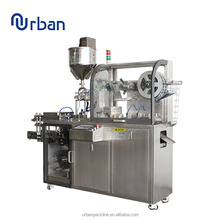 DPP-80 Butter/Honey/Paste/Liquid Blister Cup Filling/Packing machine