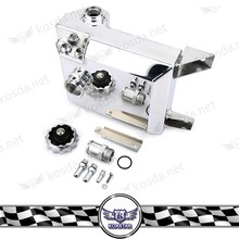 For d Aluminum Coolant Overflow Reservoir Tank