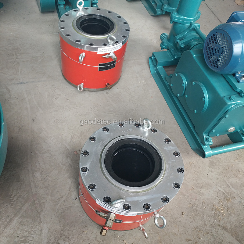 Ydc feed - through prestressing vérin hydraulique