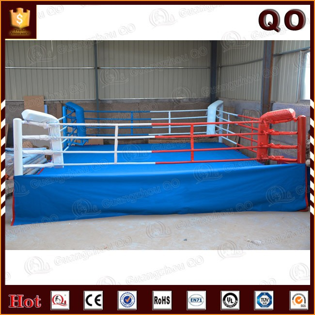 Most popular shock resistant fighting boxing ring for gym