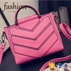 CR delicacy management most popular products china new style shoulder bag long strap short handle handbag tote bag sale