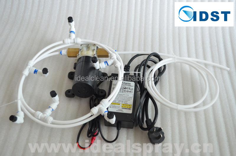 Sistema de nebulizaci n de agua para enfriamiento y - Sistema de nebulizacion ...