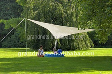 Best sale of new virgin hdpe triangle and square shade sail