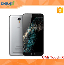 New Model UMI Touch X 4G Mobile Phone 5.5 inch Android 6.0 MTK6735A Quad Core 2GB RAM 16GB ROM 8.0MP 1080P