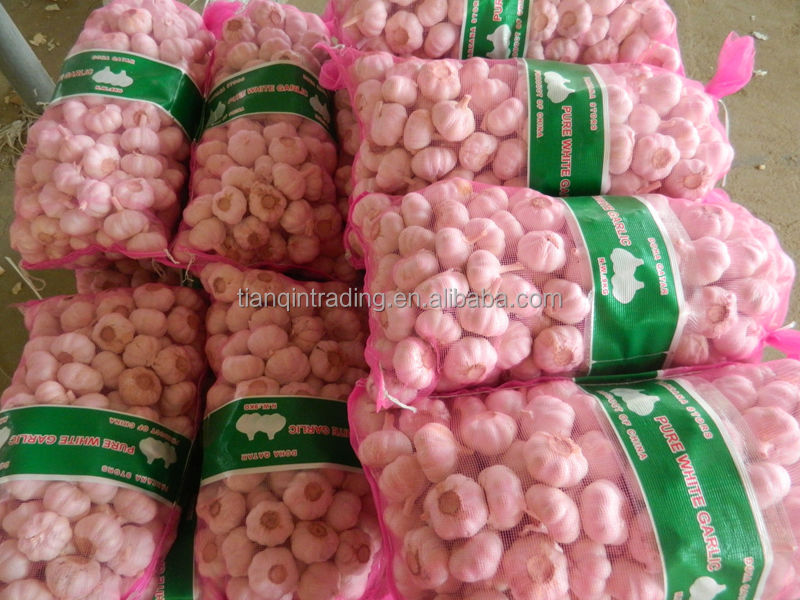 China /Chinese Fresh New Garlic Packages Design