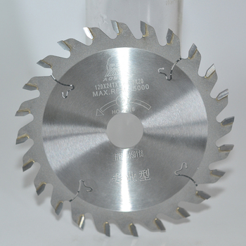 Scoring saw blade 24 teeth cutter for Panel wood