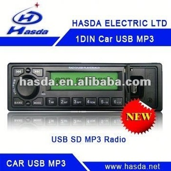 hot freeway car tv and mp3 player