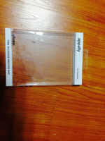 customs made clear plastic packaging box for ipad case