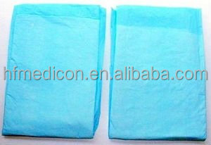 High Quality Hot Sale Surgical Nonwoven Disposable Underpad
