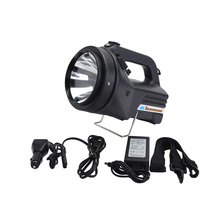 100w long beam range high power handheld hunting spotlight