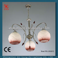 hand blown glass chandelier glass ball chandelier for home