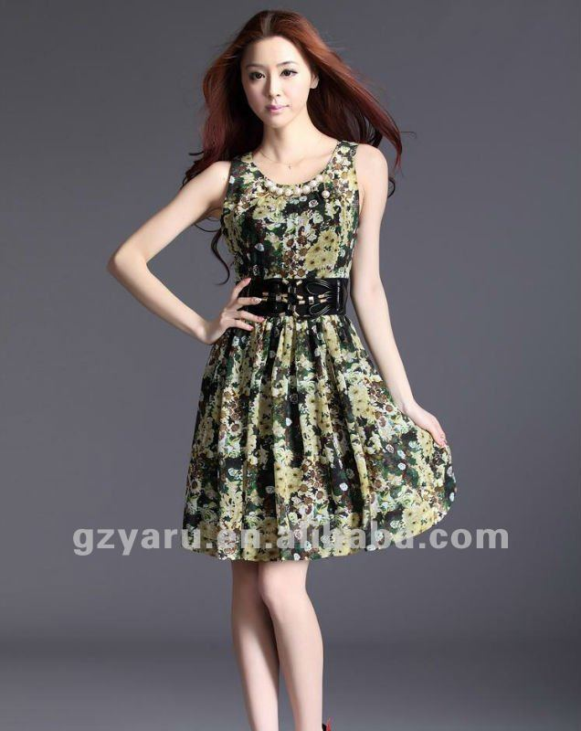 garment for women casual day dresses