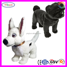 A082 Electronic Movable Stuffed Animal Dog Dancing and Music Plush Toys