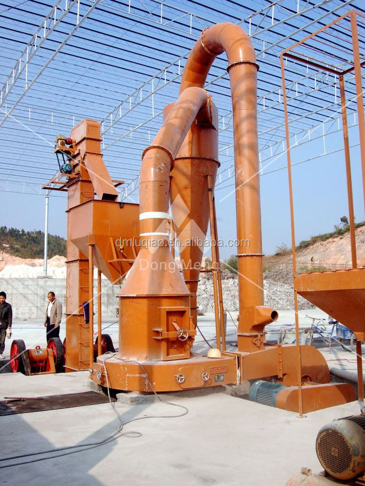 Shanghai DongMeng used bentonite grinding mill for sale