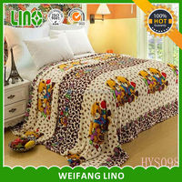 pure knitted wholesale blanket eskimo blanket cheap blankets