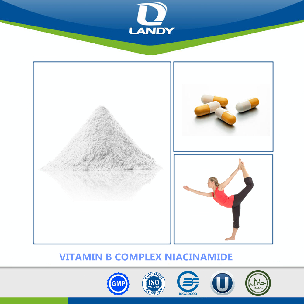 VITAMINS AND SUPPLEMENTS VITAMIN B COMPLEX NIACINAMIDE