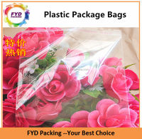 Plastic Custom made Compound Bags with Printing