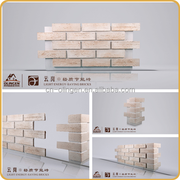 XPS Brick Veneer Exterior Wall Panel