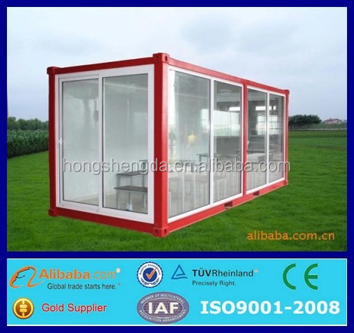shipping container homes for sale in usa/prefabricated sandwich panel house