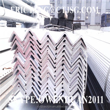 galvanized L angle steel bars and angular bars