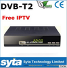 Lateset HD Digital tv boxHD DVB-T/T2 Support Free Universal IPTV receiver