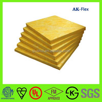 Building thermal insulation mineral glass wool