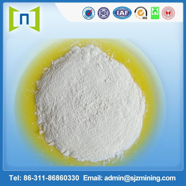 200 mesh white versatility mica widely used in fire extinguishing agent and electric welding rod(whiteness:58-63 degree)