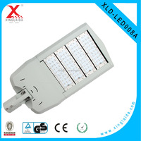 150w ip66 outdoor three modules led street light