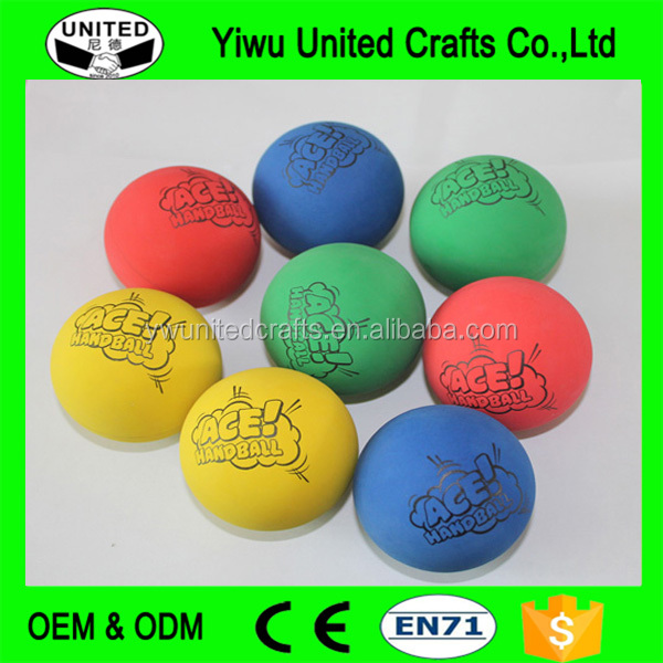 OEM High Quality Bounce Foam Moon Ball