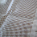 1000D 3*3 Transparent Tarpaulin Fabric PVC Mesh Fabric