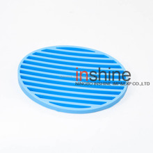 Oval Silicone Soap Mat , Soap Pad For Showder & Bath , Soap Dish Pad