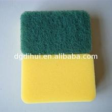 Factory Direct Sale PU types of cleaning sponges