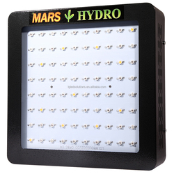 Mars Hydro Mars II 400 full spectrum led grow light with ETL certificate