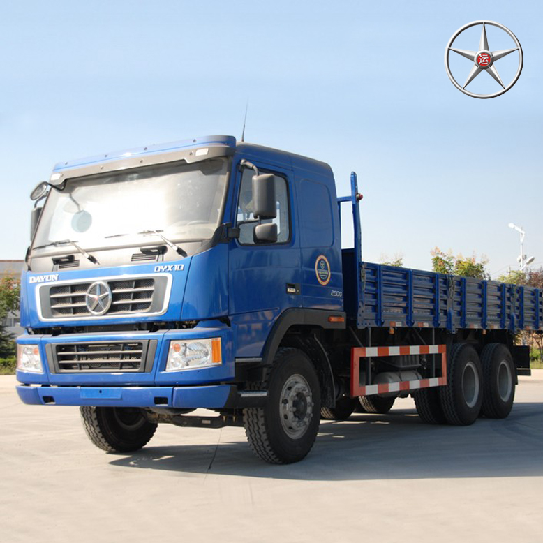 DAYUN 6*4 10 wheel tractor truck/truck spare parts/dump truck super cargo truck tire for sale