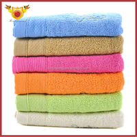 Textile Wholesale 100% Organic Cotton Royal Terry Bath Towel