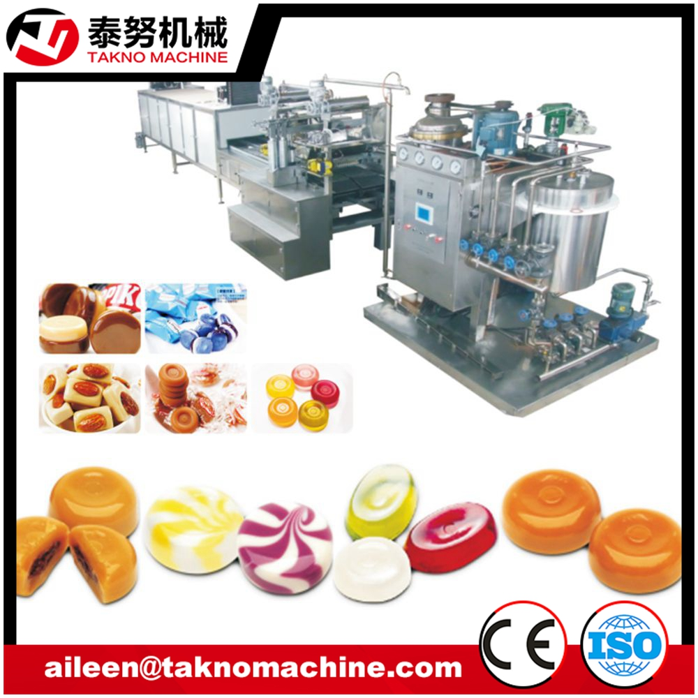 Takno Brand Hard Candy Machine For Factory