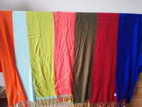 Ladies cheap pashmina scarf and shawl