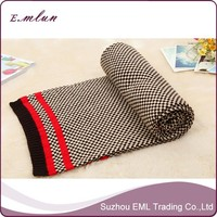 Winter mens scarf with necklace wholesale