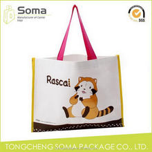 Most popular stylish carrying bag non woven bags