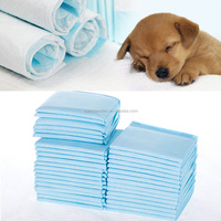 Soft quilted disposable Super Urine Absorbent Training Pet Pad for Puppy Dog