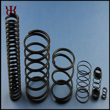 Custom ROHS Heavy duty large steel compression spring for spring rider