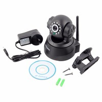 Sricam Wireless Ip Camera Night Vision 11 LED WIFI Cam M-JPEG Video
