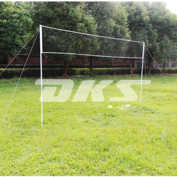 Portable Volleyball/Badminton Net With Carrying Bag