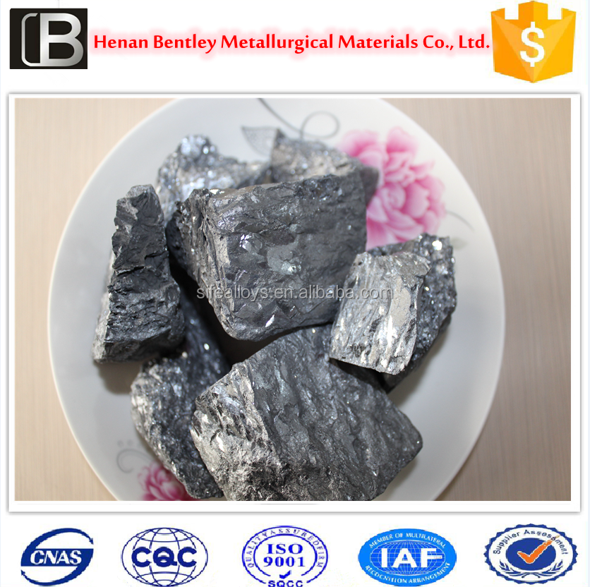 calcium silicide factory/China factory ferro alloy calcium silicon casi PRICE for steelmaking/ccasi china