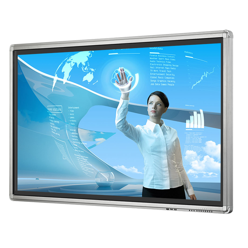 4K 84''84inch LCD/LED Computer Touch Screen Panel PC wall mounted All In One Touchscreen